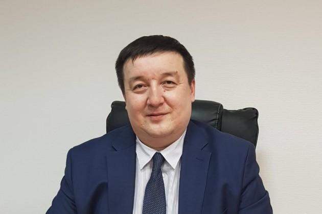 Сменился глава Департамента госдоходов поАтырауской области