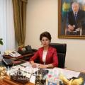 Аида Балаева назначена помощником Президента