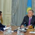 Сауат Мынбаев рассказал обитогах деятельности КазМунайГаза