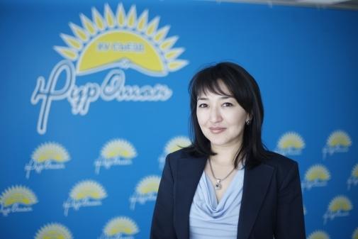 Назначен руководитель центрального аппарата партии Нур Отан