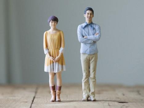 В Японии начали фотопечать клиентов в 3D