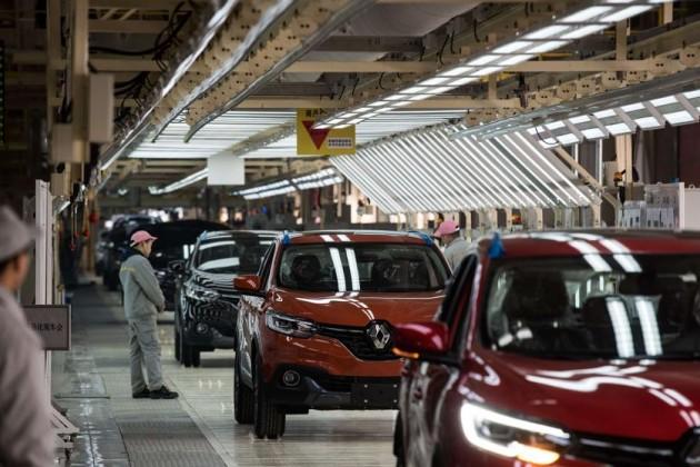 Renault иNissan ведут переговоры послиянию
