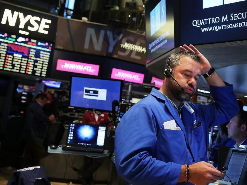 Фондовые рынки потеряли 3 триллиона долларов после Brexit
