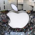Цена акции Apple опустилась ниже $400
