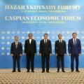 Премьер-министры прикаспийских стран обсудили вопросы сотрудничества