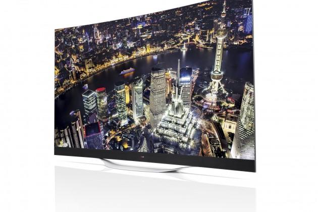 LG OLED TV – инновационный прорыв в создании дисплеев!