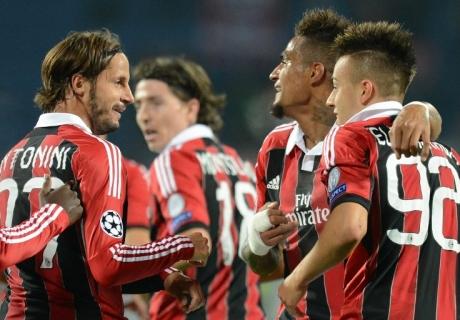 «Милан» обыграл «Лацио»