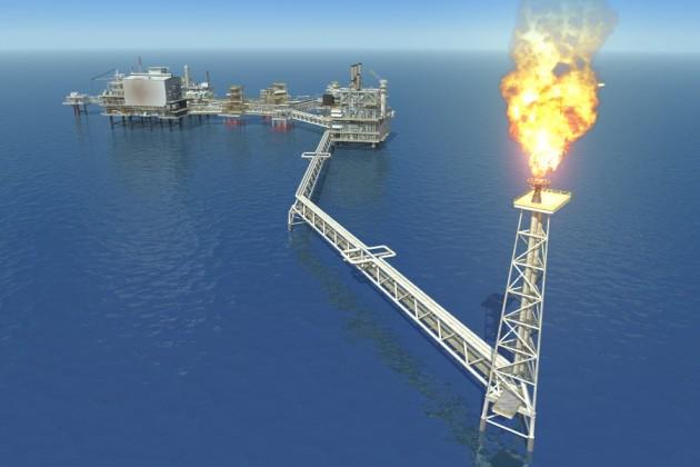 За январь-август добыто 30,2 млрд кубометров газа