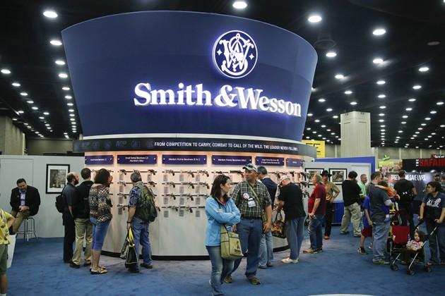 Smith&Wesson сменит название