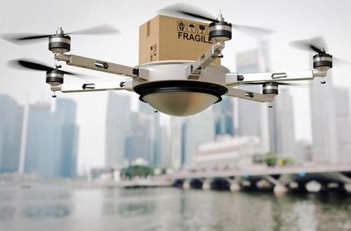 ВРоссии перевозки грузов дронами легализуют к2019году