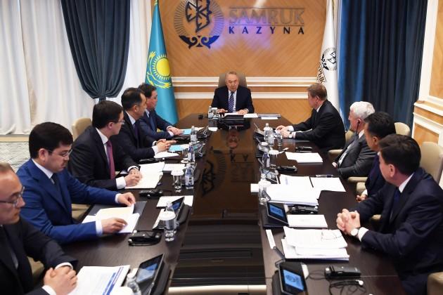Нурсултан Назарбаев: Все назначения должны быть транспарентными