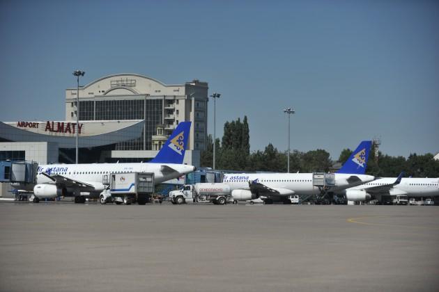 Рейс Астана - Улан-Батор завис в воздухе