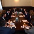 Бауыржан Байбек иКаха Каладзе укрепляют сотрудничество