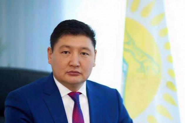 Тележурналист Берик Уали стал советником главы МИР РК
