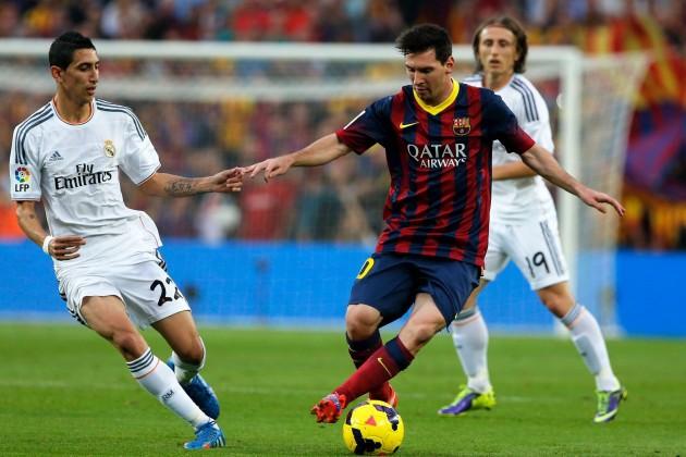Месси в прошлом году отклонил предложение «Реала»