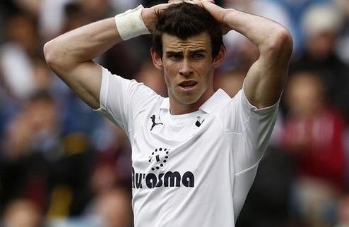 Журналисты признали Бейла футболистом года в Англии