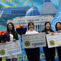 Министр финансов вручил 1 млн тенге лучшему бухгалтеру