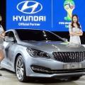 Hyundai представили новый AG и Grandeur