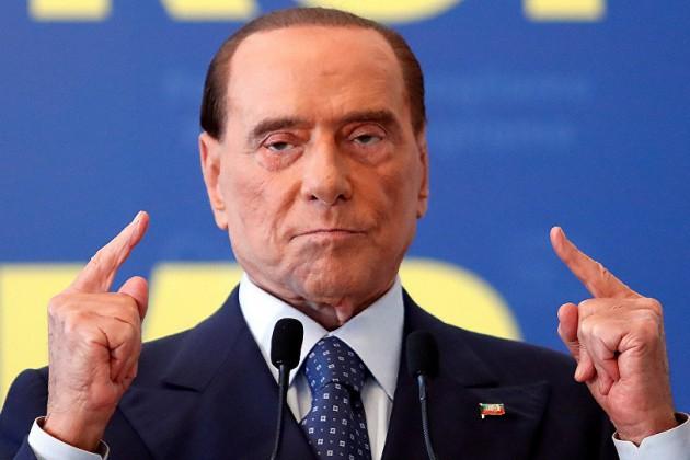 Сильвио Берлускони решил вернуться в политику