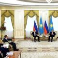 До конца года Россия и Казахстан утвердят план совместной работы