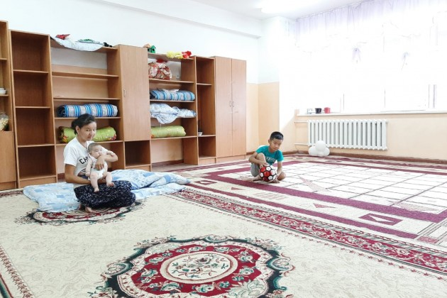 Жильцы разрушенных домов в Арысе не останутся на улице