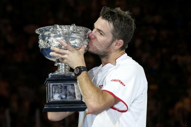 Станислас Вавринка выиграл Australian Open