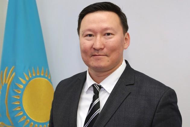 Назначен глава Департамента казначейства поКарагандинской области