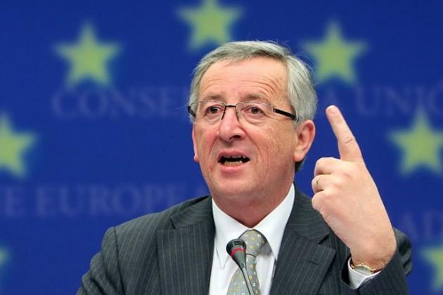 Жан-Клод Юнкер предложил ввести евро вовсех странахЕС