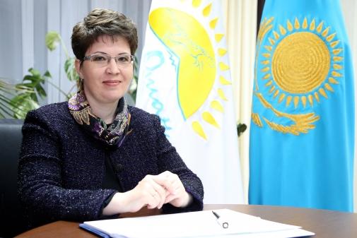 Сменился председатель Счетного комитета Казахстана