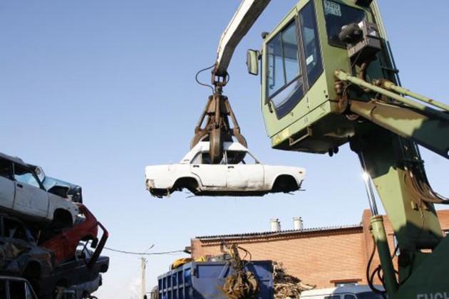 Казахстанцы сдали наутилизацию почти 50тысяч старых авто