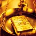 Золото находит под влиянием новостей из США