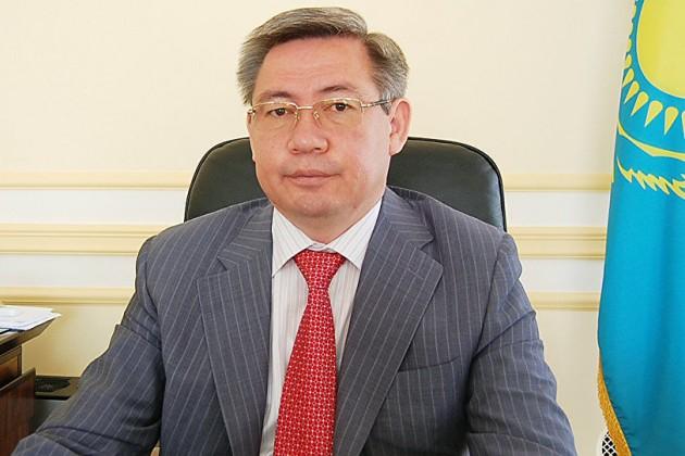 ПосолРК вУзбекистане временно отстранен отисполнения обязанностей