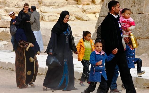 Власти Египта намерены ограничить рождаемость