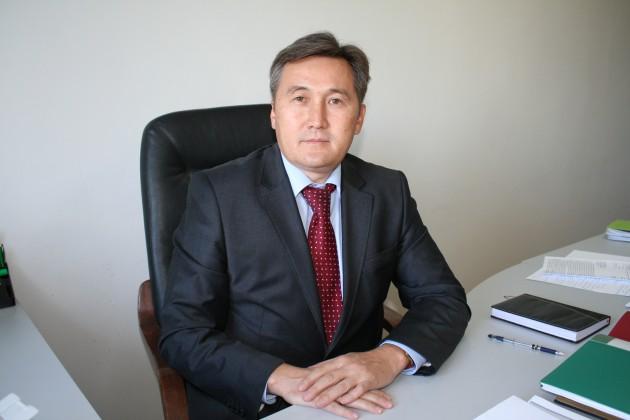 ВЖамбылской области новый глава управления здравоохранения