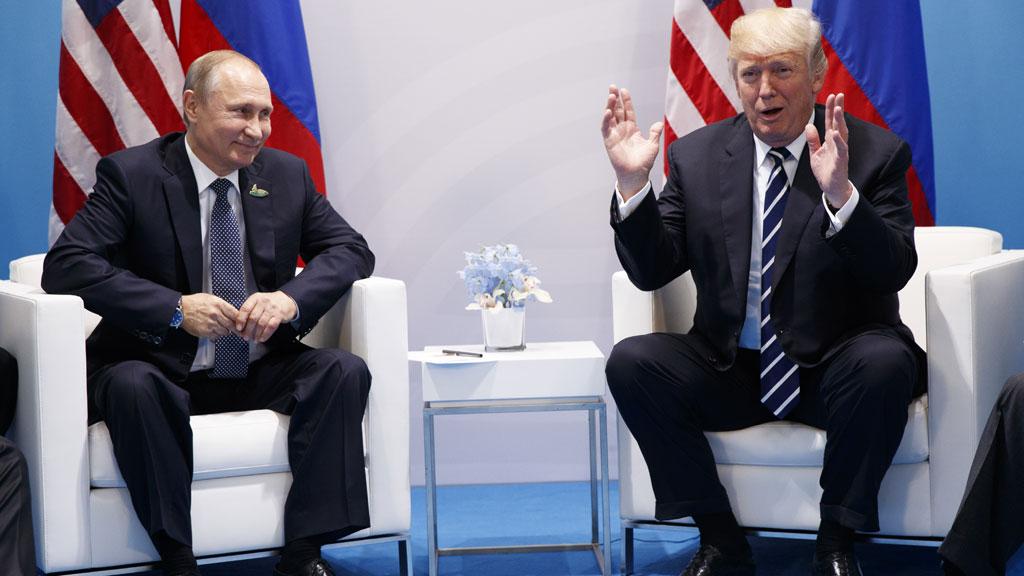 Трамп неготов снять санкции с РФ, «неполучив ничего взамен»