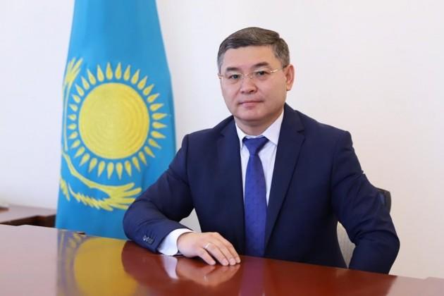 Назначен новый заместитель акима Мангистауской области