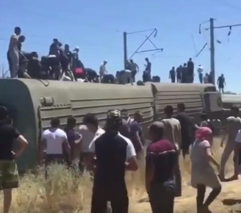 Вагоны поезда №10прошли предрейсовое техобслуживание