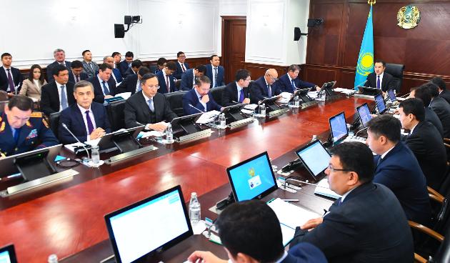 Вправительстве рассмотрен План законопроектных работ