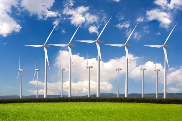 В Британии построят крупнейшую в мире ветряную ЭС