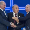 Владимир Путин позвонил Президентам трех стран