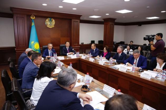 Развитие института медиации обсудили вАтырауской области