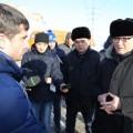 Ерик Султанов пообещал возместить ущерб жителям села в СКО