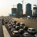 В субботу в Алматы перекроют пр Аль-Фараби