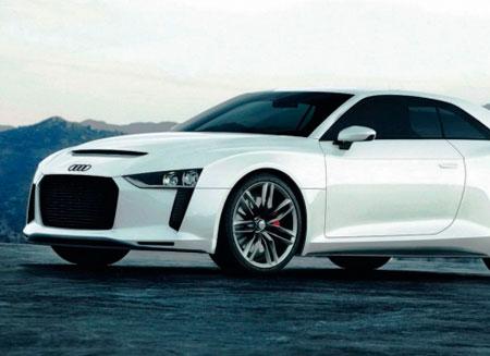 Audi возродит купе Sport Quattro
