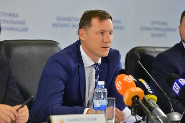 Виталий Ярошенко назначен председателем Комитета телекоммуникаций