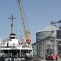 Терминал в Актау принимает новый урожай
