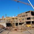 Строительство школ подешевело на 49%