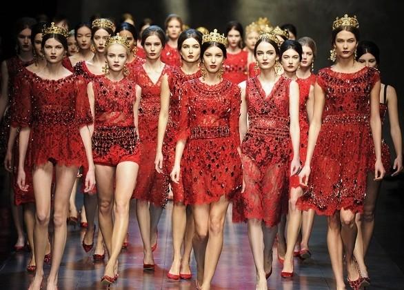 Самые яркие показы Недели моды в Милане - 2013