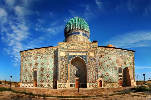 Свыше 10?000иностранцев посетили Туркестан вовремя ЭКСПО