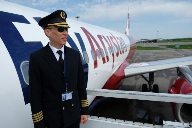 Fly Arystan презентовал свой первый самолет